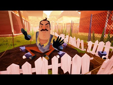 HE FOUND MY CAMERA STASH!! | Hello Neighbor [Full Release] Act 3