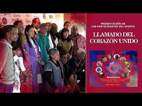 Presentation of Elders and Elders - CALL KINGDOM HEART ( English & Spanish )
