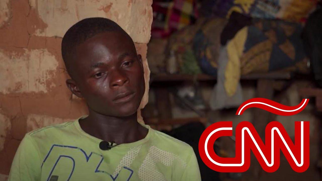 Niño abusado por sacerdote: Fue horrible lo que me hizo