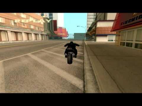 GTA San Andreas - [NBS]Kuntay's Stunts Part 2