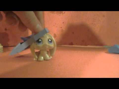 Lps: how to make a backpack out of paper