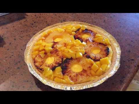 FOX Family Feast - @JoseGrinanFOX26's no-bake pineapple-mango cheesecake