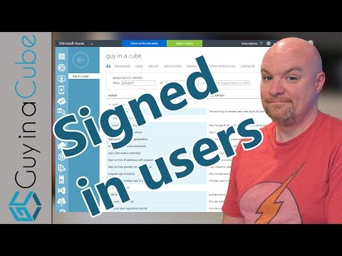Find Power BI users that have signed in