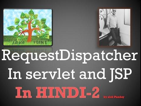 Jsp and servlet  in hindi lec -7 of 2(sendredirect() method, include(), forward()