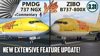 X Plane 11 | Zibo 737-800 + AviTab Full Installation / First