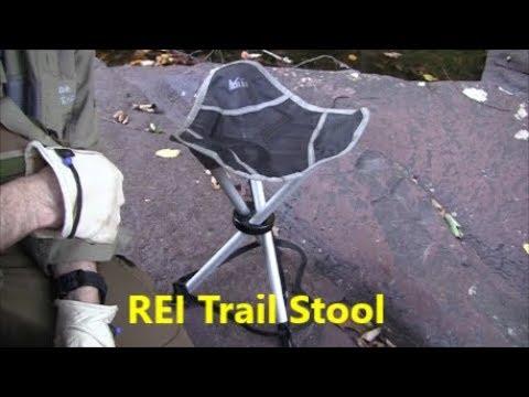REI Trail Stool