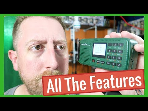 TIVDIO HR 11S Review | Best Compact Survival Radio?