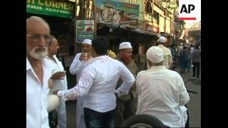 Mumbai Muslims condemn attacks
