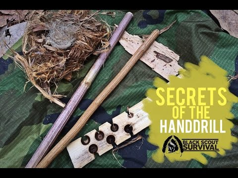 Secrets of the Hand Drill