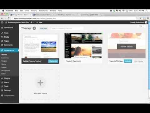 Why use a WordPress child theme?