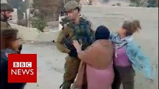 Was Palestinian teenager's 'slap' terrorism? BBC News