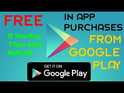How to get refund On Google play And Get Free Purchase | With Proof | Nrasel 4 You