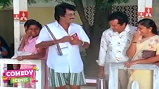 அரை ட்ரவுசருடன் ரோட்டில் அலைந்த ரஜினி... மரண காமெடி | Rajinikanth Comedy | Tamil Comedy
