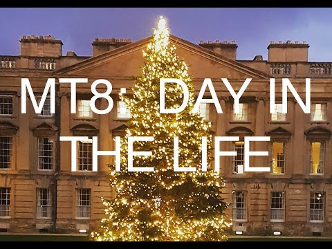 MT8: OXFORD UNIVERSITY DAY IN THE LIFE - CHRISTMAS EDITION!