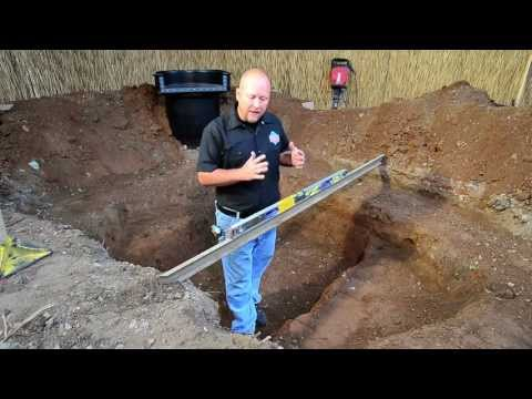 How to build a Fish Pond - Part 4 | Pond Excavation (2 of 2)