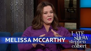 Melissa McCarthy Has A Whole Lot Of Wigs