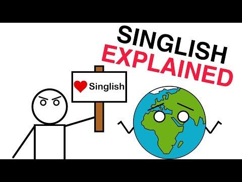 Singaporean English (Singlish) Explained