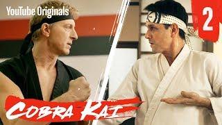 "Cobra Kai Ep 2 - ""strike First"" - The Karate Kid Saga Continues"