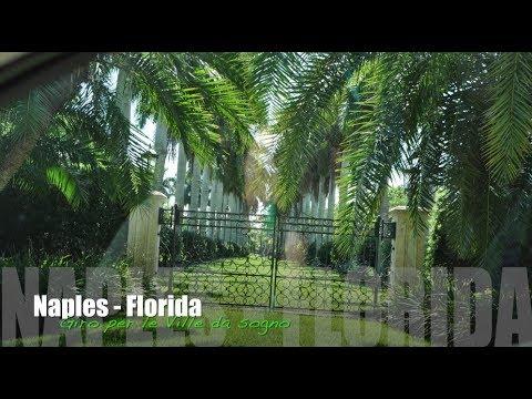 Le ville di Naples - Viaggio a Sanibel Island - Back to  Miami Beach
