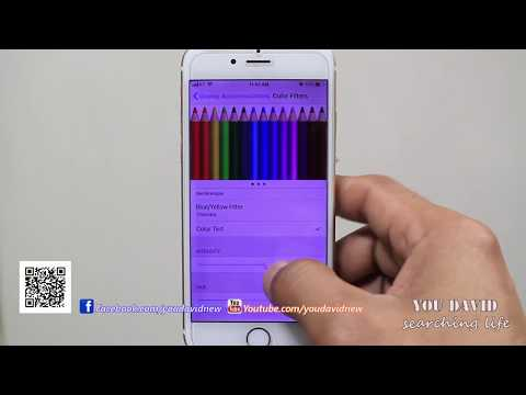 How to Change Color Screen iPhone