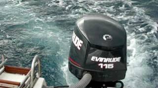 Evinrude E-tec 115 Part 1 - PakVim net HD Vdieos Portal