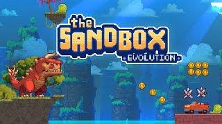 The Sandbox Evolution - Build and Destroy the World! - Let