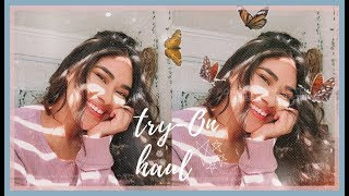 6ba7a37db5fe5 Winter Plus Size Try-On Clothing Haul 2019🌿
