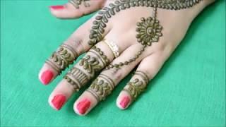 latest easy mehndi designs for hands|mehndi designs|Matroj Mehndi Designs