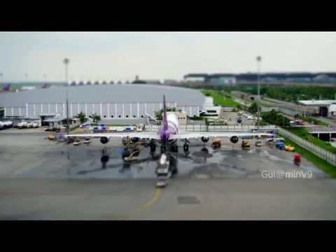 Take a bath B747 (Clean Aircraft)