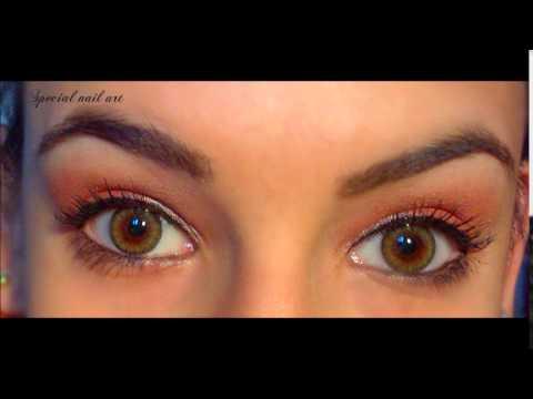 Contact lenses ADORE BI TONE YELLOW