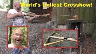 """""""Wilma"""" - The Flintstones Crossbow Challenge"""