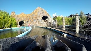 Bermuda Triangle - Alien Encounter Onride (FULL HD) - Movie Park Germany