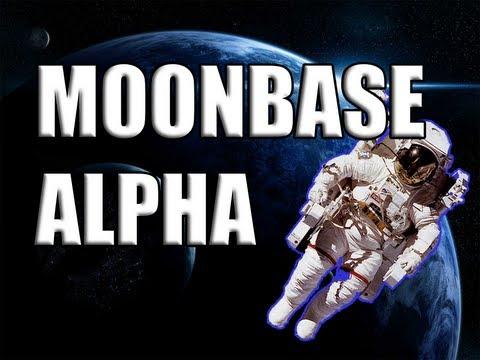 ♫ The Beautiful Songs of Moonbase Alpha ♫