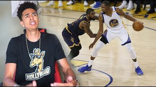 WHO WILL WIN THE NBA FINALS?! Cleveland Cavaliers vs Golden State Warriors Game 1 REACTION