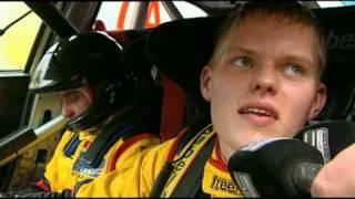 Ott Tänak ja Pirelli Star Driver   Türgi ralli 2010