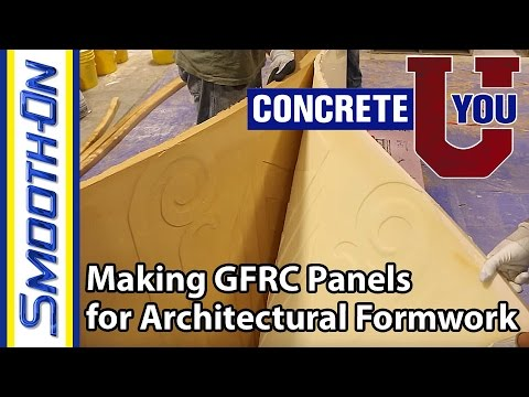 How To Build an Outdoor Concrete Bar Using GFRC Architectural Panels - Episode 1