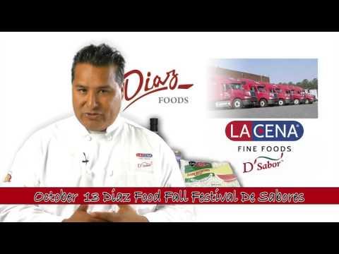 Promo Fall Festival Diaz Food (English)