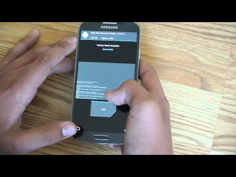 How To Flash a Rom on Any Samsung Galaxy S4 ( Including Verizon and AT&T)
