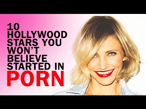 Haji Porn - 10 Hollywood Stars You Won't Believe Started In Porn