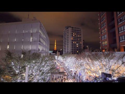 【4K】Roppongi - from Roppongi hills to MidTown