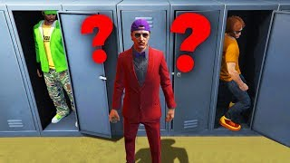 He Will NEVER Find Us! (HIDE AND SEEK in GTA 5)