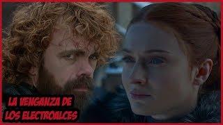 El Verdadero Plan de Sansa Stark Para el Trono de Hierro en Juego de Tronos – Episodio 5 Temporada 8