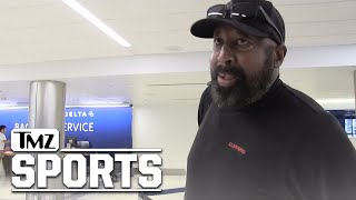 Clippers Assistant Coach Mike Woodson -- Don