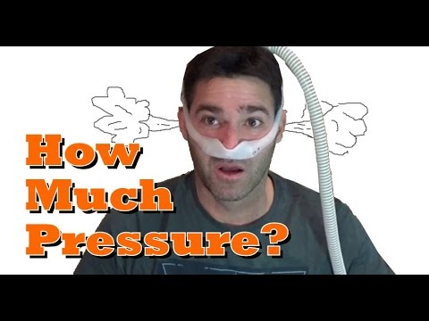 Pressure Limits With A DreamWear CPAP Mask and Nasal Pillows. And a Rant!