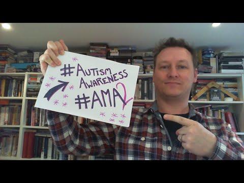 Autism Awareness Ask Me Anything (AMA)