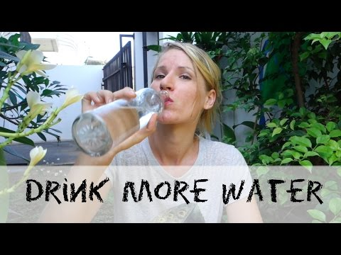 Drink your water and rehydrate yourself | #medtalk
