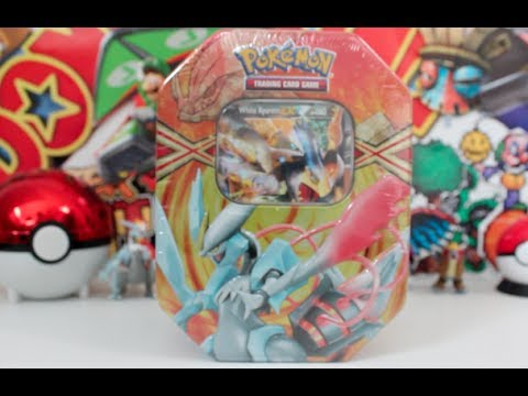 Opening A 2nd White Kyurem Spring Collection Tin