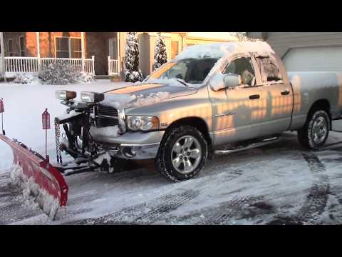 Western Mid Weight Plow for smaller trucks  (F150 1500's)