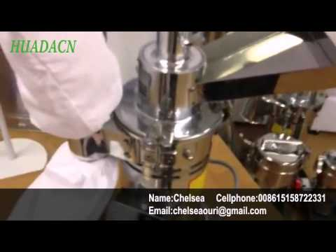 Automatic continuous Hammer Mill Herb Grinder,pulverizer , hammer grinder