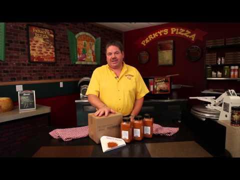 Perky's Pizza Gourmet Seasoning